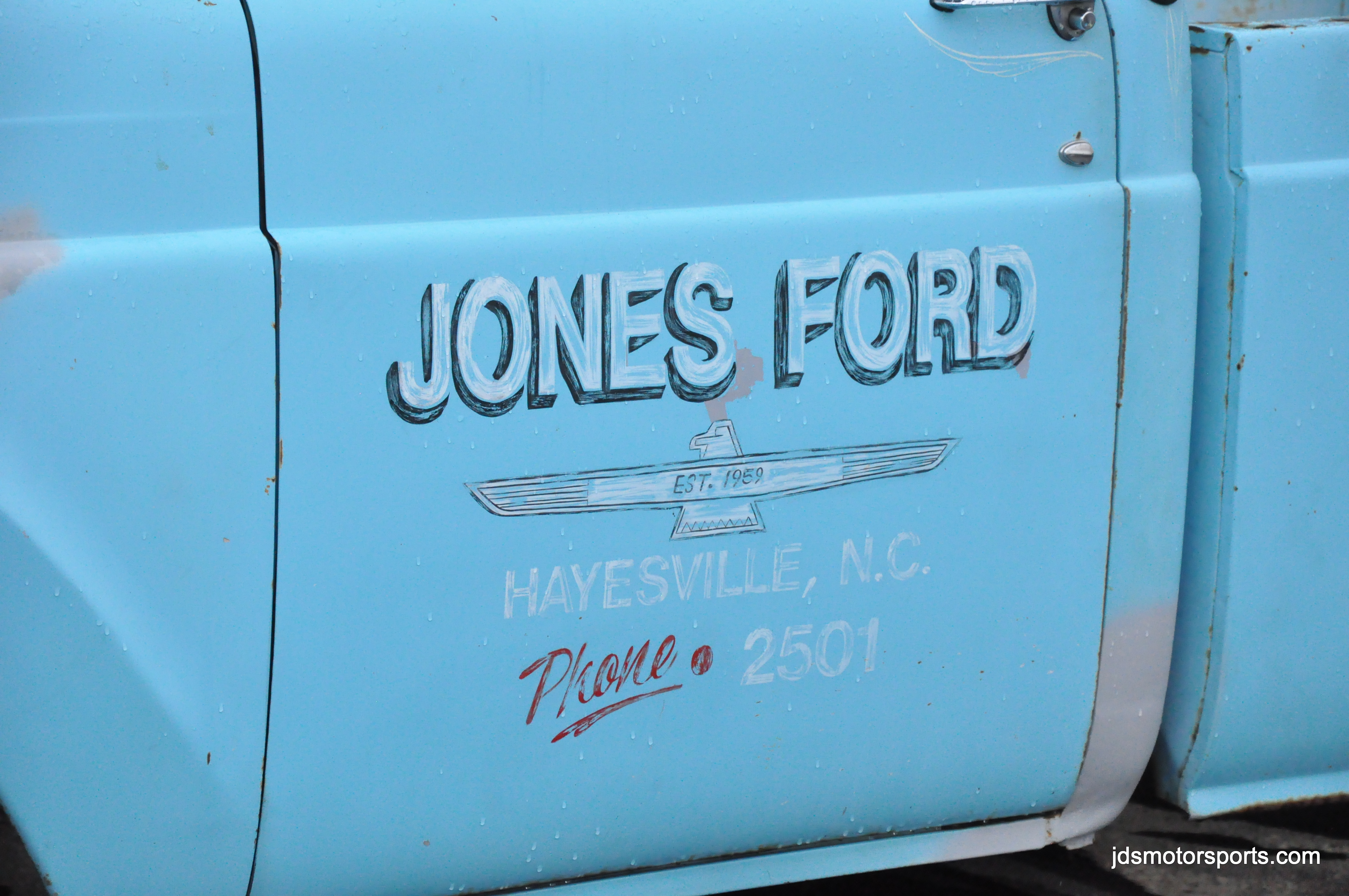 Jacky Jones Ford Hayesville NC Cruise In 5 19 2012