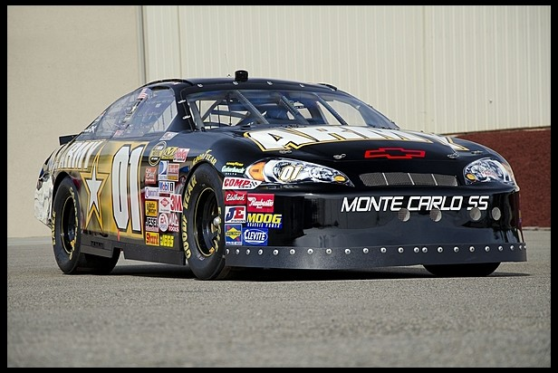 Want to purchase a good used NASCAR race car? Here is your chance! (3/6)
