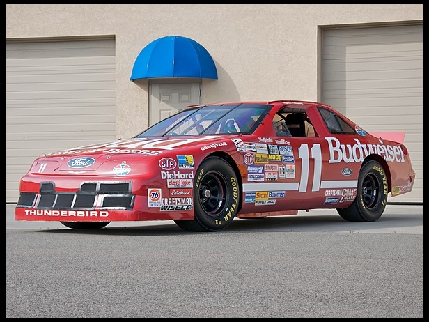 Want to purchase a good used NASCAR race car? Here is your chance! (4/6)