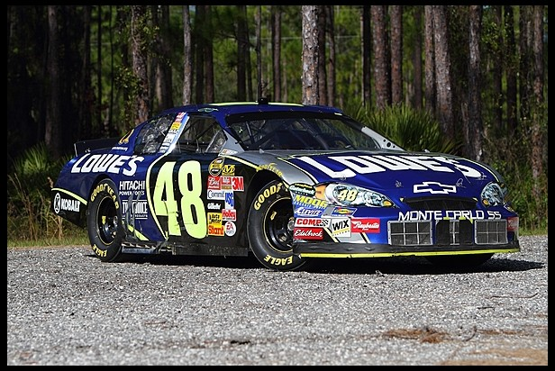 Want to purchase a good used NASCAR race car? Here is your chance! (5/6)