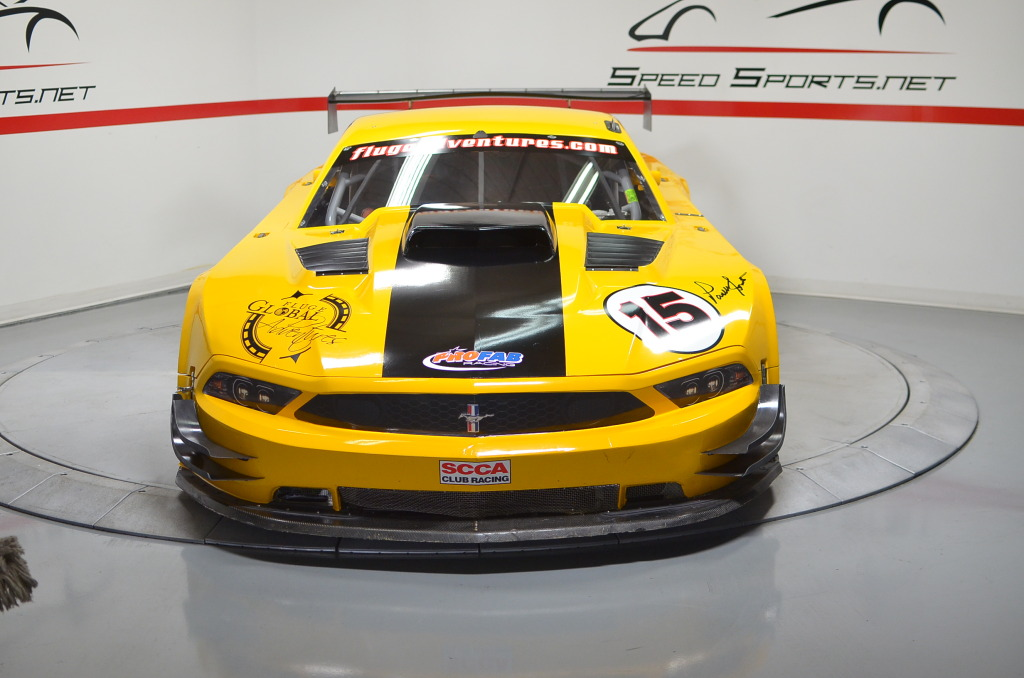 Ebay Find Of The Week: Roush Mustang GT1 Trans Am Race Car |