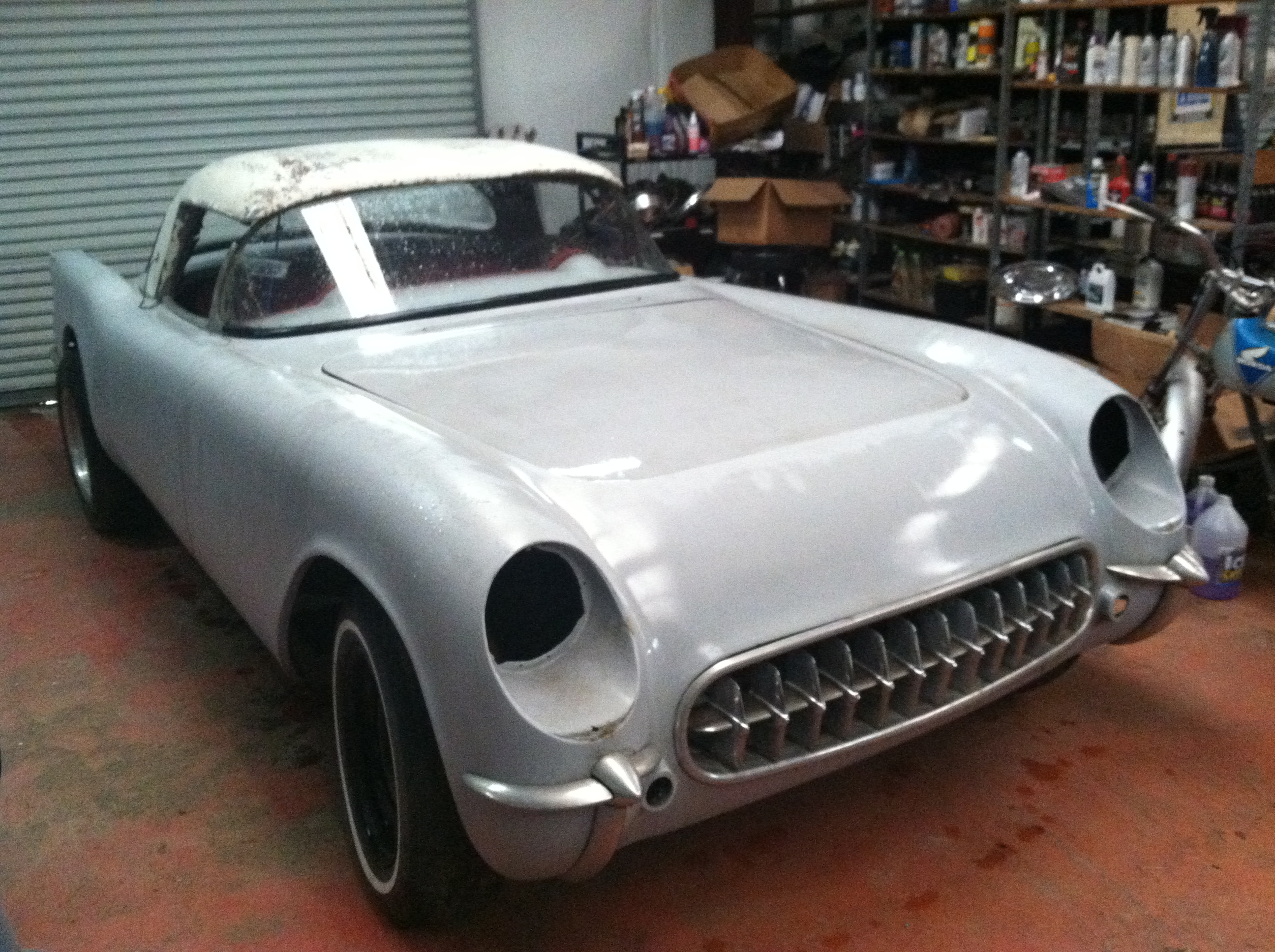 1953 Chevrolet Corvette Kit Car For Sale |
