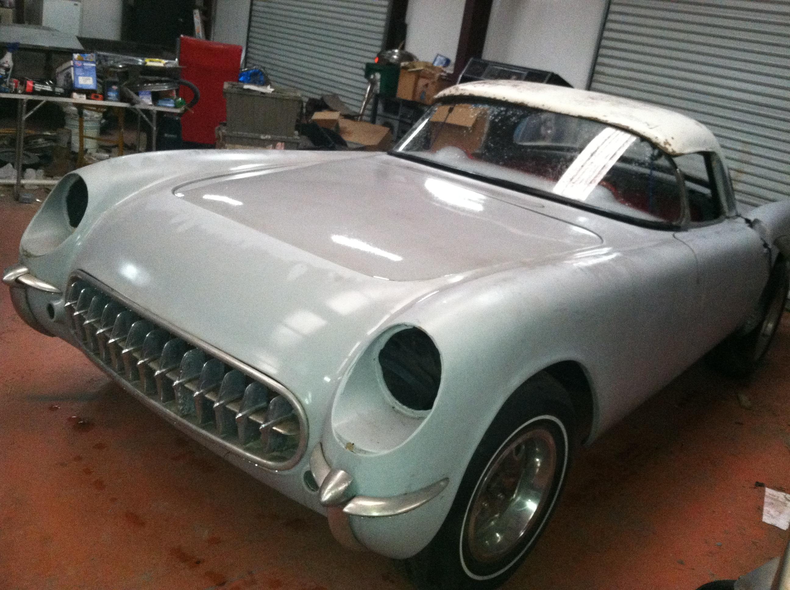 1953 chevrolet corvette kit car for sale. Black Bedroom Furniture Sets. Home Design Ideas