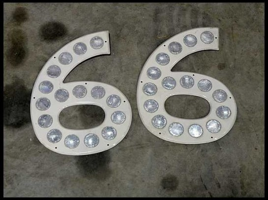 Route-66-Reflector-Sign