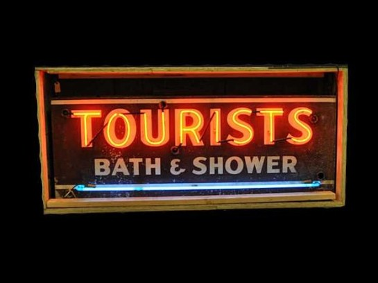 Tourists-Bath-And-Shower-Neon-Sign-SST