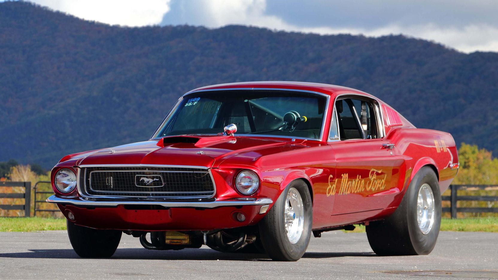 Mecum Kissimmee 2017 Auction Coverage: The Drag Cars |