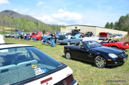 Bryant Antique Mall Car Show 4-15-2017