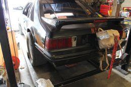 FordMuscle.com: 195-MPH Bonneville Salt Flat Fox Mustang Up ForSale